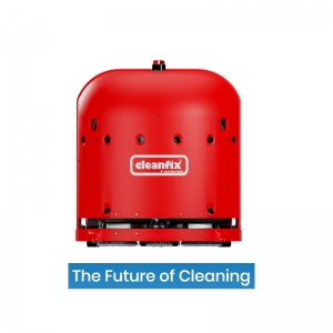 Robot za pranje podova sa usisavanjem