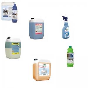 Sredstva za strojno čišćenje i održavanje